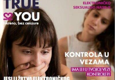True 2 You – časopis za mlade o elektoničkom nasilju