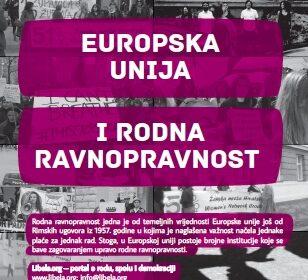 Europska Unija i rodna ravnopravnost