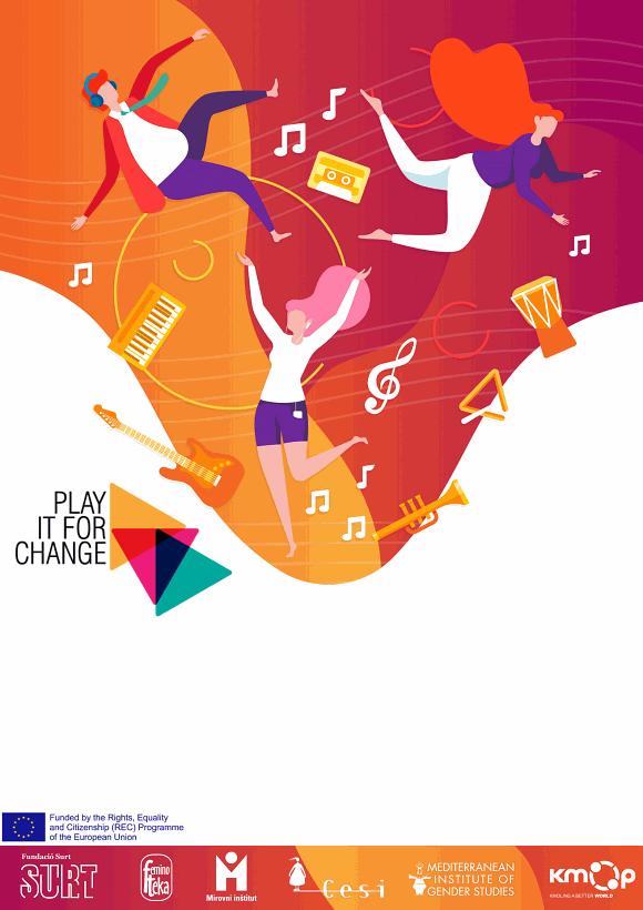 POKRENI PROMJENU – Priručnik za rad s mladima na prevenciji rodno-uvjetovanog nasilja kroz audiovizualne medije i glazbu