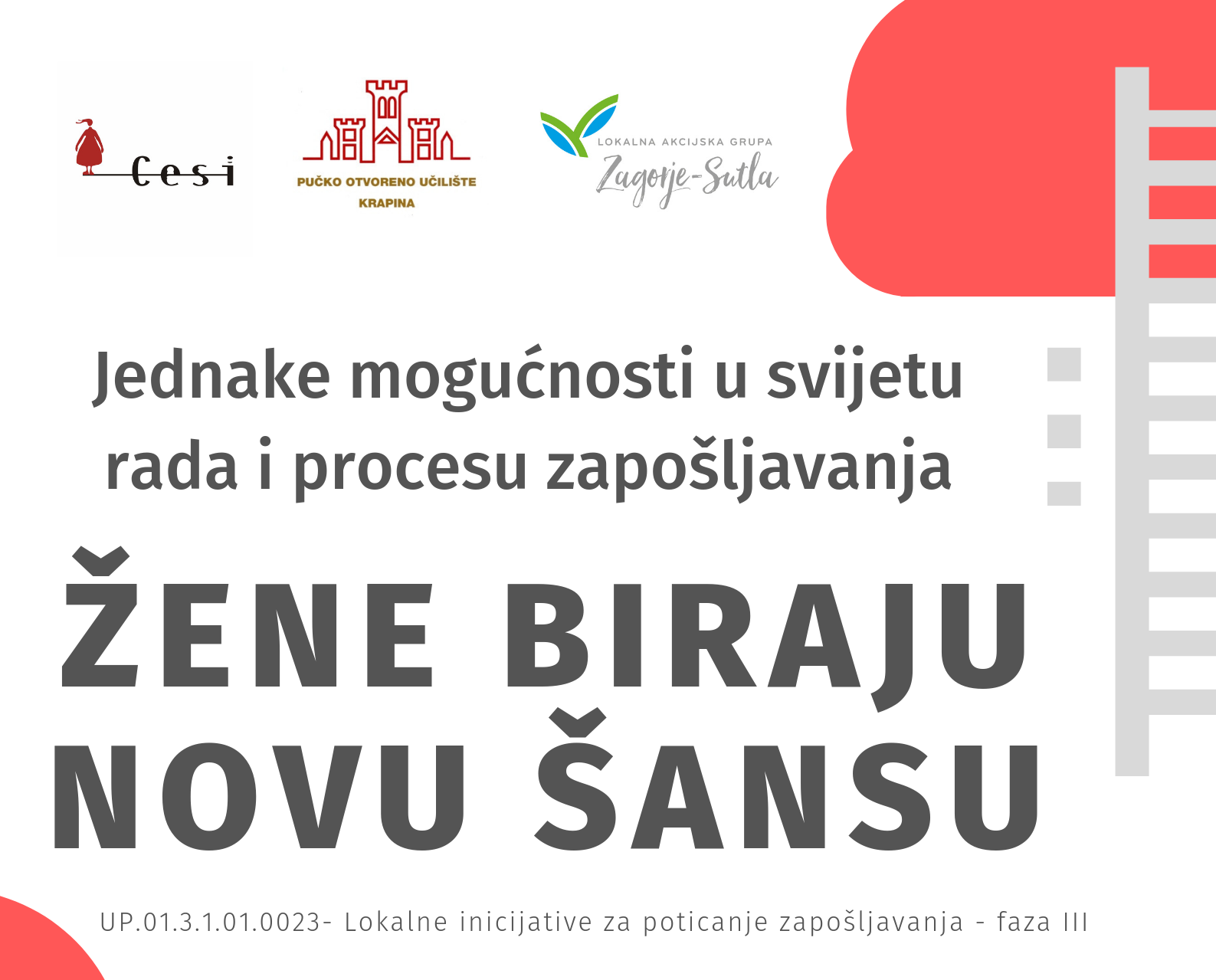 Predstavljanje preporuka za zapošljavanje žena u Gradu Zagrebu i Krapinsko – zagorskoj županiji