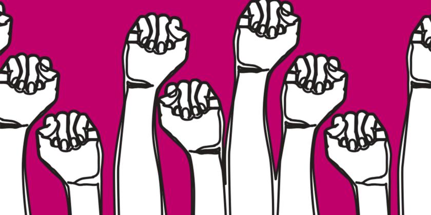 Podrška prosvjedu ŽENA HRABROST – NE MORAŠ TRPJETI NASILJE, PRIJAVI ZLOSTAVLJAČA!